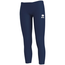 Vêtements Femme Pantalons de survêtement Errea Legging femme  dalma marine