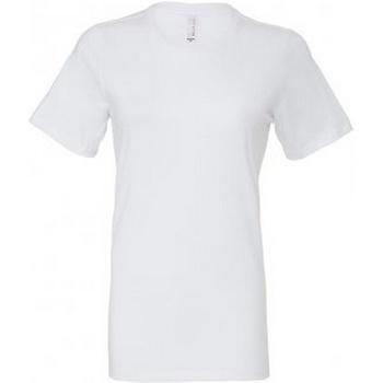Vêtements Femme T-shirts manches courtes Bella + Canvas BL6400 Blanc