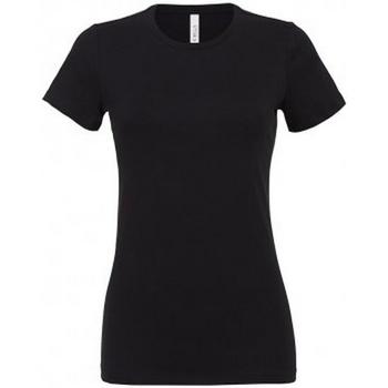 Vêtements Femme T-shirts manches courtes Bella + Canvas BL6400 Noir