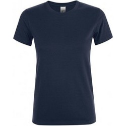 Vêtements Femme T-shirts & Polos Sols 01825 Bleu marine