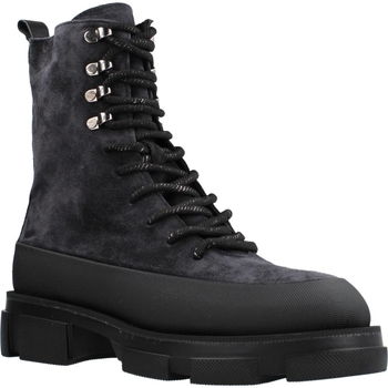 Chaussures Femme Bottines Alpe 4125 11 Gris