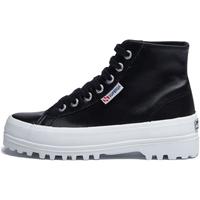 Chaussures Femme Bottines Superga - 2341 nero S41188W 2341 999 NERO