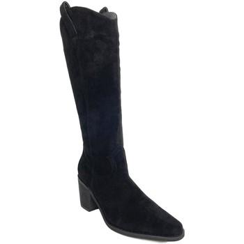 Chaussures Femme Bottes ville Prisska TY1067 Negro