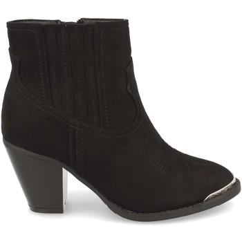 Chaussures Femme Bottines Prisska Y56777 Negro