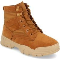 Chaussures Femme Bottines Prisska Y5688 Camel