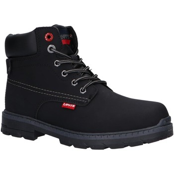 Chaussures Garçon Boots Levi's VFOR0051S NEW FORREST Negro