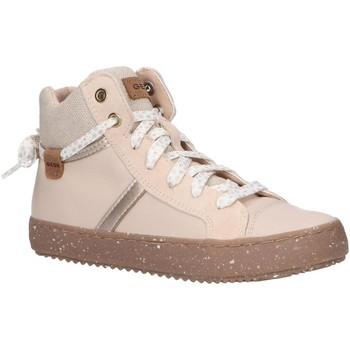 Chaussures Fille Boots Geox J944GF 04322 J KALISPERA Beige
