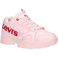 Chaussures Fille Multisport Levi's VSOH0055S SOHO Beige
