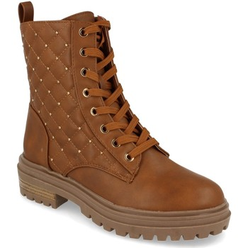 Chaussures Femme Bottines Buonarotti 1CE-0418 Camel
