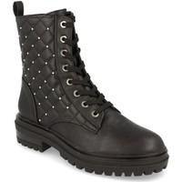 Chaussures Femme Bottines Buonarotti 1CE-0418 Negro