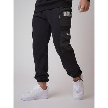 Vêtements Homme Pantalons de survêtement Project X Paris Jogging Noir
