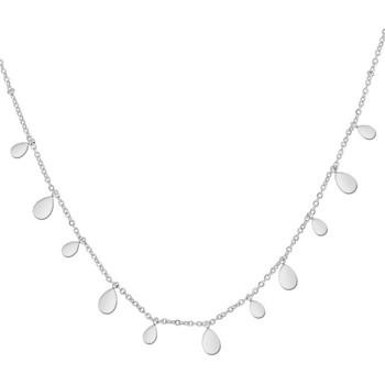 Montres & Bijoux Femme Colliers / Sautoirs Sc Crystal B2264-ARGENT Argenté