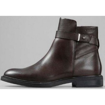 Chaussures Femme Bottines Vagabond Bottines Amina Casual Marron