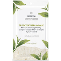 Beauté Femme Masques & gommages Sesderma Beauty Treats Green Tea Therapy Mask  25 ml