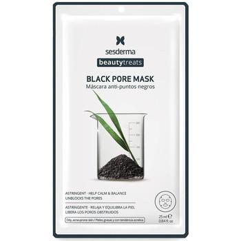 Beauté Femme Masques & gommages Sesderma Beauty Treats Black Pore Mask  25 ml