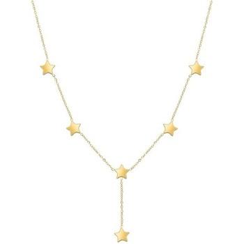Montres & Bijoux Femme Colliers / Sautoirs Sc Crystal B2305-DORE Doré