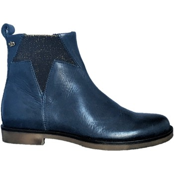 Chaussures Fille Boots Stones and Bones Sinna marine