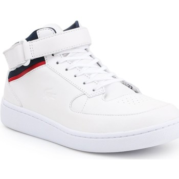 Chaussures Homme Baskets montantes Lacoste Turbo 116 1 CAM 7-31CAM0136001 biały