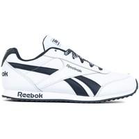 Chaussures Enfant Baskets basses Reebok Sport Royal Cljog 2 Blanc,Noir
