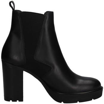Chaussures Femme Low boots Janet Sport 46857 NOIR