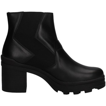Chaussures Femme Low boots Janet Sport 46807 NOIR