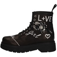 Chaussures Femme Low boots Gio + G2135A NOIR