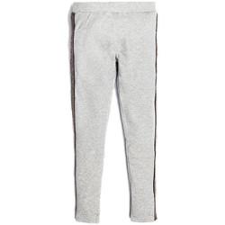 Vêtements Enfant Pantalons de survêtement Guess Pantalon fille fleece gris J91Q21