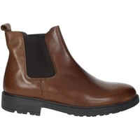 Chaussures Homme Boots Free Time 05 Marron