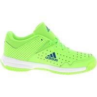 Chaussures Garçon Sport Indoor adidas Originals Court stabil jr sigg Vert Anis