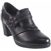 Chaussures Femme Mocassins Amarpies Chaussure    AKT noir Noir