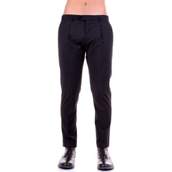 Vêtements Homme Pantalons 5 poches Manuel Ritz 2930PR1818-203535 Noir