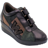 Chaussures Femme Baskets basses Melluso AMELLUSOR804bic-1 bronzo