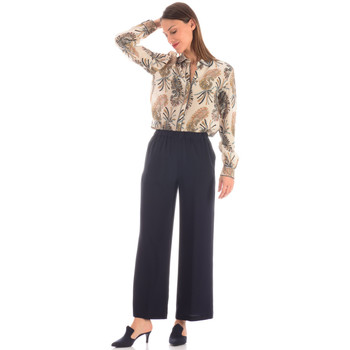 Vêtements Femme Pantalons Alberto Aspesi 43964-541 Blu
