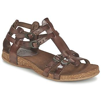 Sandale Kickers ANA Marron 350x350