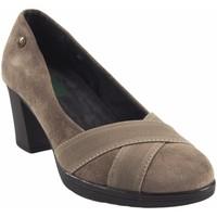 Chaussures Femme Escarpins Amarpies Chaussure    AKT taupe Marron