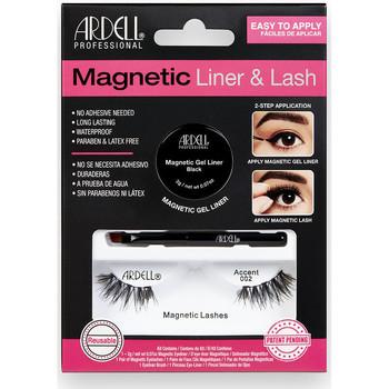 Beauté Femme Mascaras Faux-cils Ardell Magnetic Liner & Lash Accent  Liner +  2 lashes