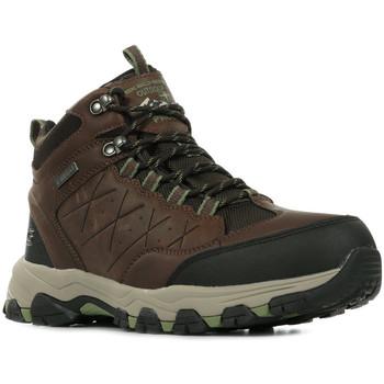 Chaussures Homme Randonnée Skechers Selmen Telago marron
