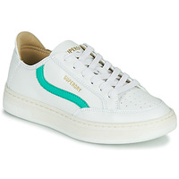 Chaussures Femme Baskets basses Superdry BASKET LUX LOW TRAINER Blanc