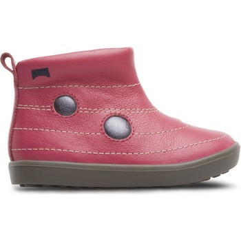 Chaussures Fille Bottines Camper Bottines cuir TWS rose