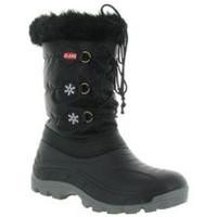 Chaussures Enfant Bottes de neige Olang PATTY Noir