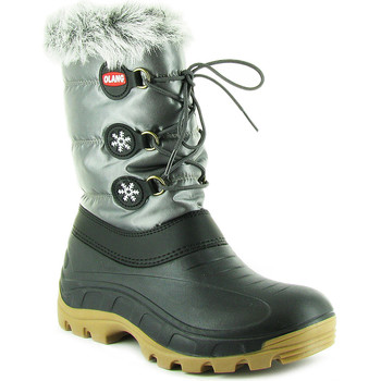 Chaussures Enfant Bottes de neige Olang PATTY Gris