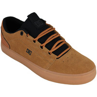 Chaussures Homme Chaussures de Skate DC Shoes Hyde adys300580 wheat Marron