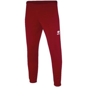 Vêtements Pantalons de survêtement Errea Pantalon  nevis 3.0 bordeaux
