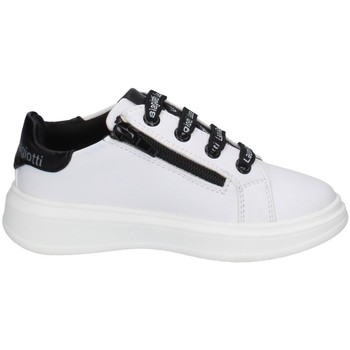 Chaussures Fille Baskets basses Laura Biagiotti 6605 BLANC
