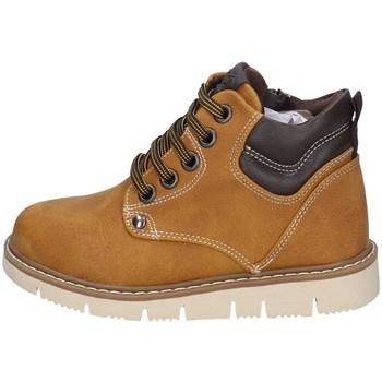 Chaussures Enfant Bottes ville Asso AG-9654 JAUNE
