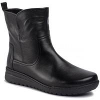 Chaussures Femme Boots Ara Dakota St Noir