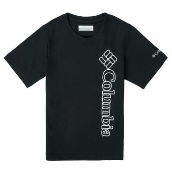 Vêtements Garçon No Name Rauturea Columbia HAPPY HILLS GRAPHIC Noir