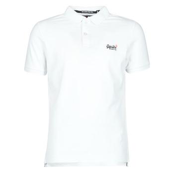 Vêtements Homme T-shirts manches courtes Superdry CLASSIC PIQUE S/S POLO Optic