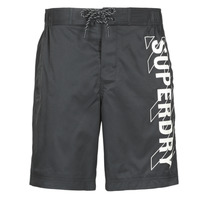 Vêtements Homme Maillots / Shorts de bain Superdry CLASSIC BOARD SHORT 19 INCH Black