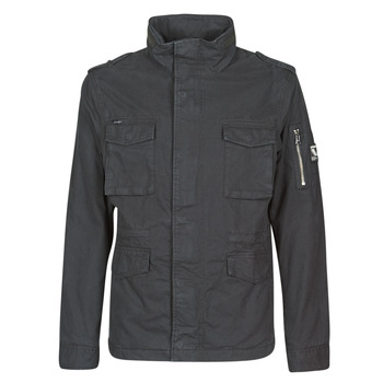 Vêtements Homme Parkas Superdry CLASSIC ROOKIE JACKET Noir